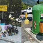 Scarico abusivo rifiuti